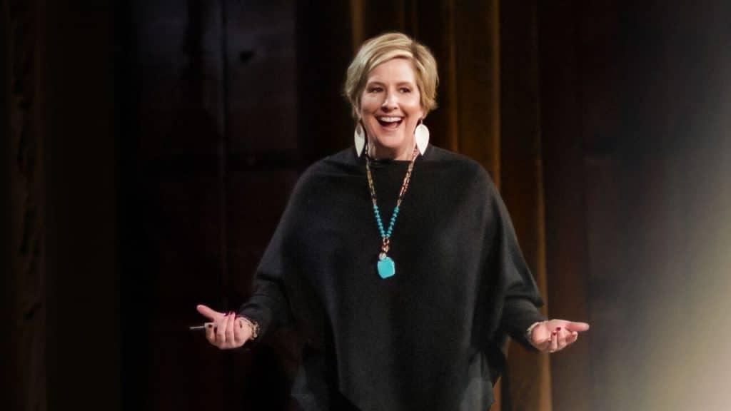 Brené Brown, TED, wystąpienie publiczne, komunikacja, relacja